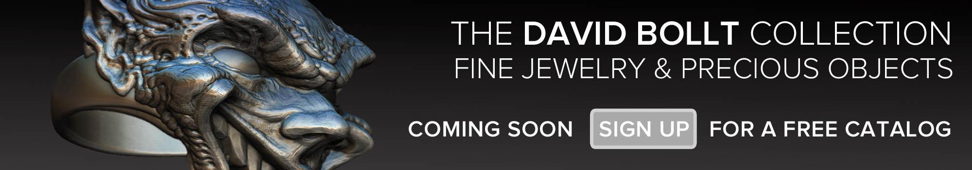 <div class='title'>           David Bollt Jewelry Catalog         </div>                 <div class='description'>           David Bollt Jewelry Catalog         </div>