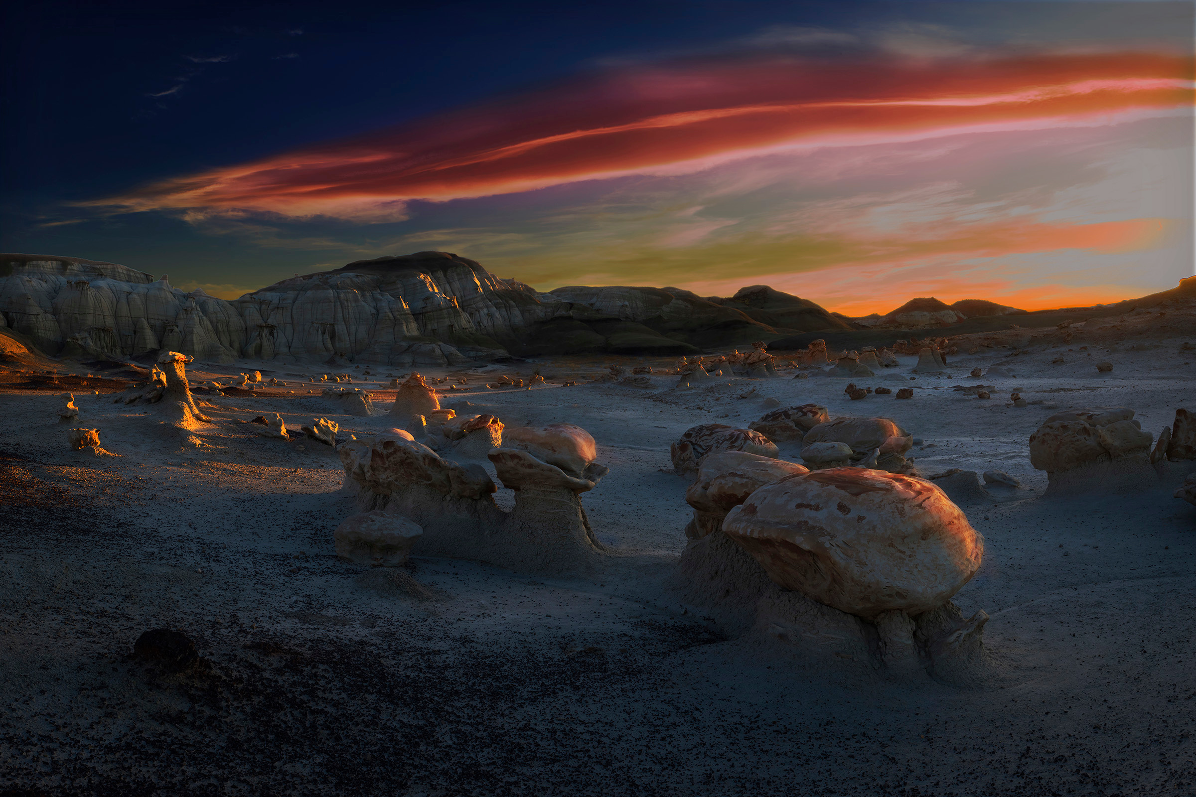 Bisti Badlands Photo Tours