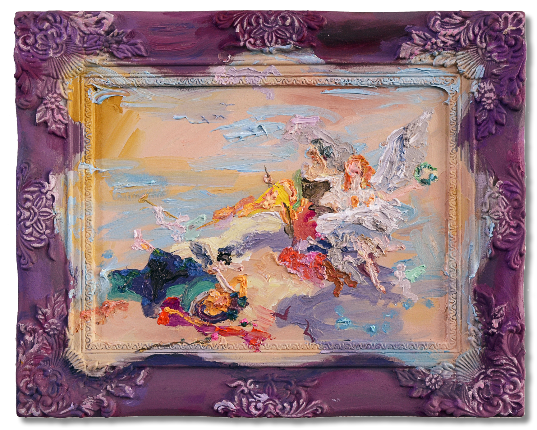 Mckenzie purple tiepolo kulebd