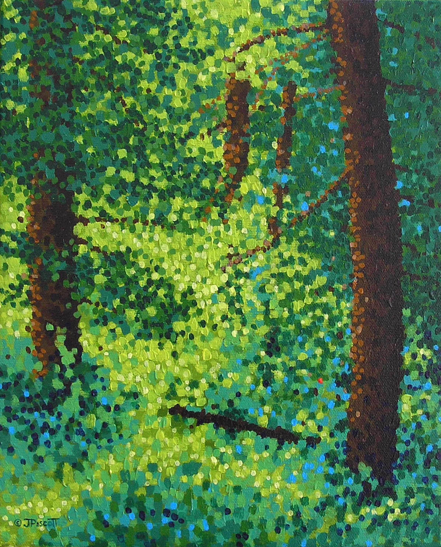 Woodland sunlight original vm5h9s