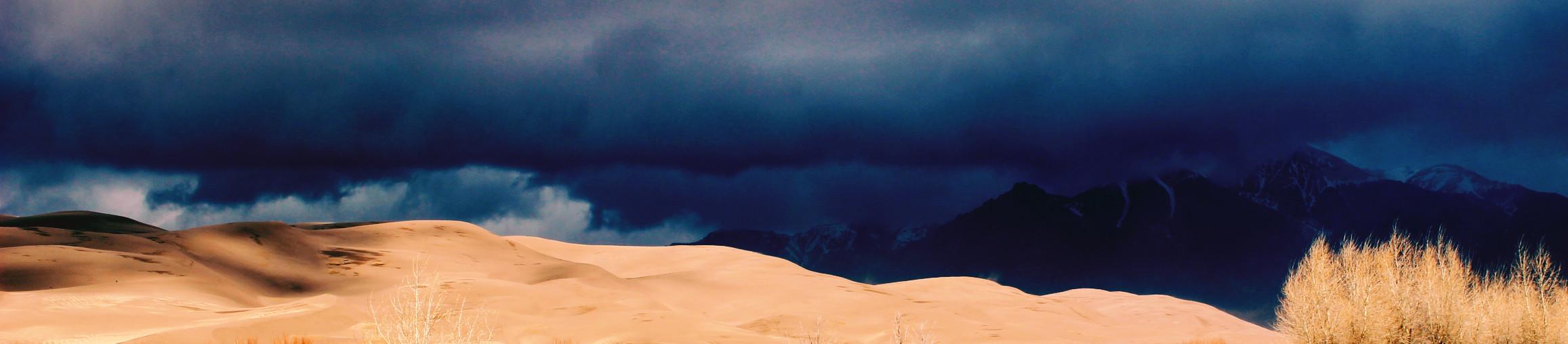 <div class='title'>           Sand Dunes National Park, CO         </div>