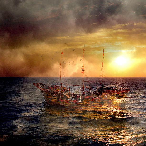 Ghost ship le gwuwqu