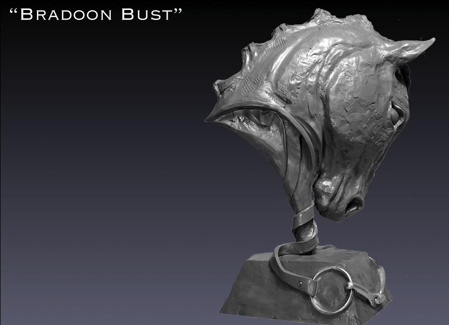 Bradoon bust web ku499a