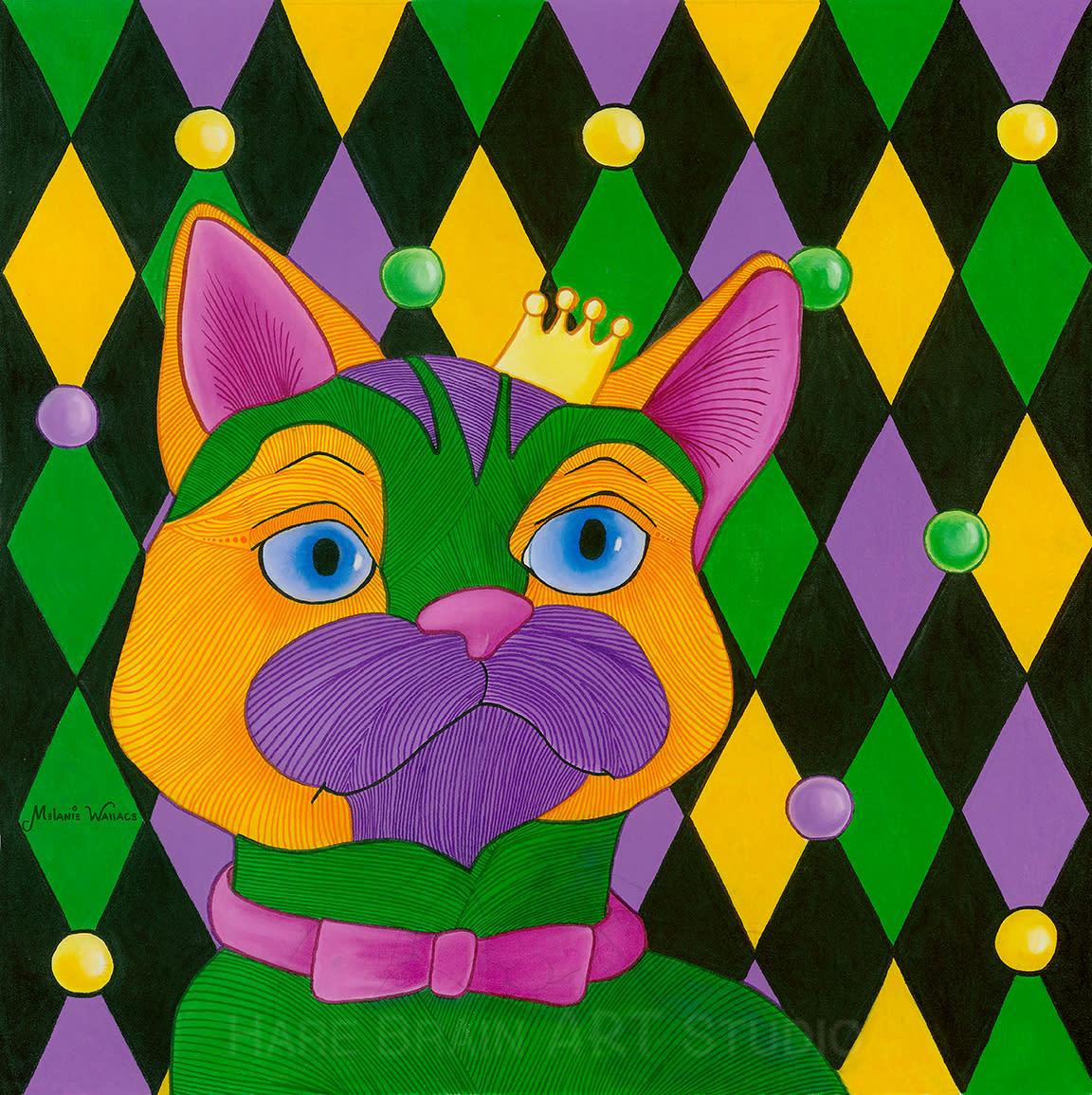 Mambo kitty kitty king llmuio