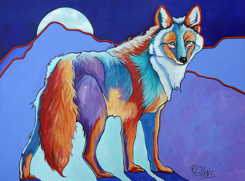 Coyote art store front zjcuy1