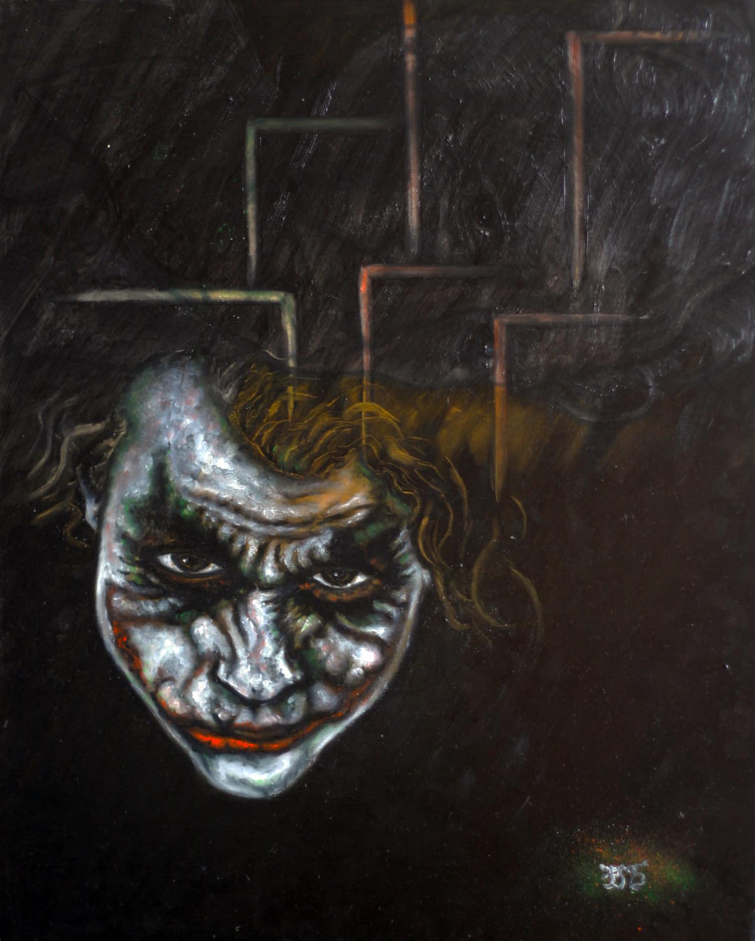 The joker smaller psvkyi
