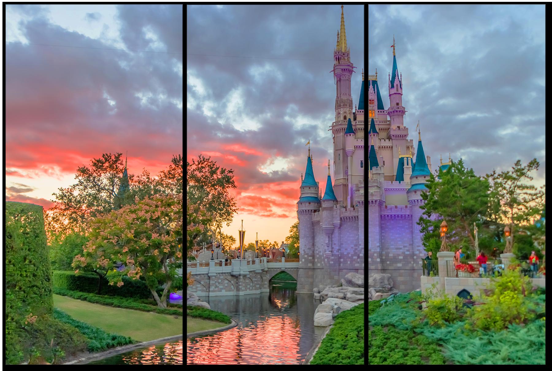 Castle dusk tslgit