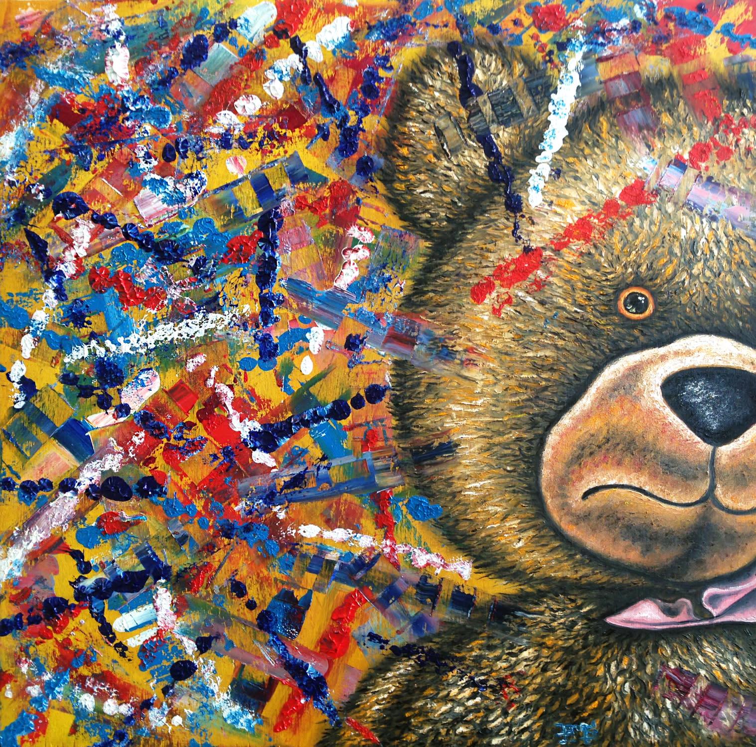 The little bear has a nervous breakdown smaller rog7lr