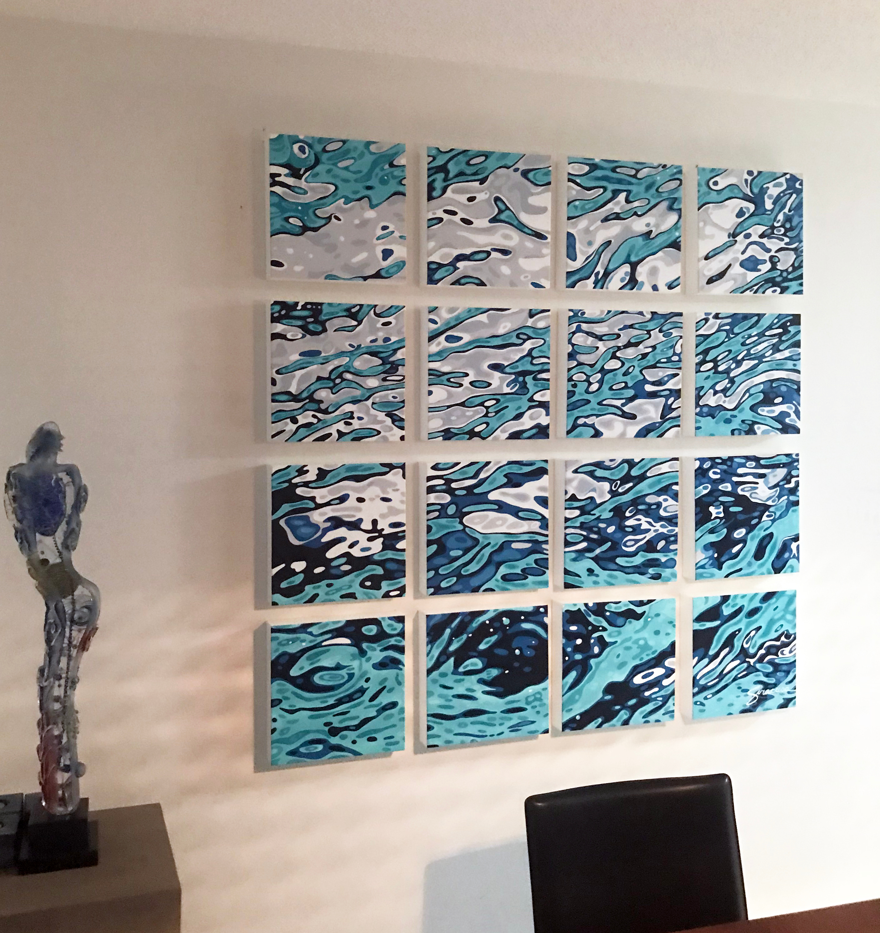 Siracusa   aqua marine   installed aq3udy