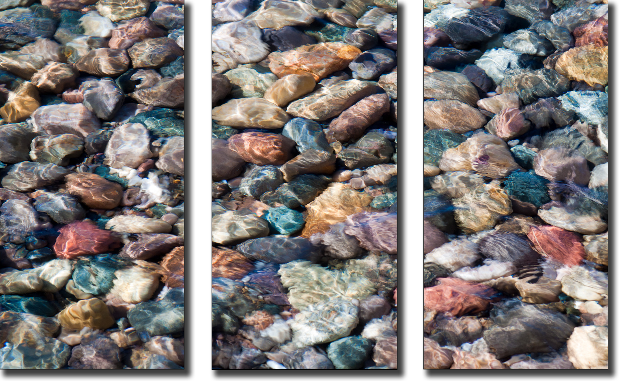 Stones in shallow water r00qb4
