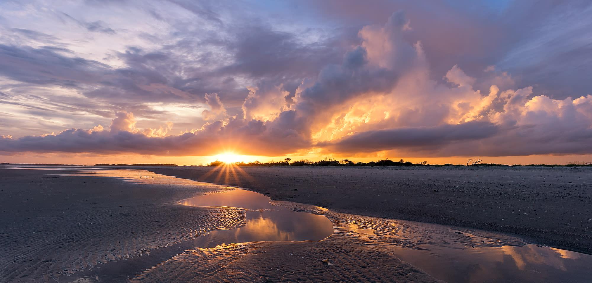 <div class='title'>           Folly Beach Sunset Fire Sky copy         </div>