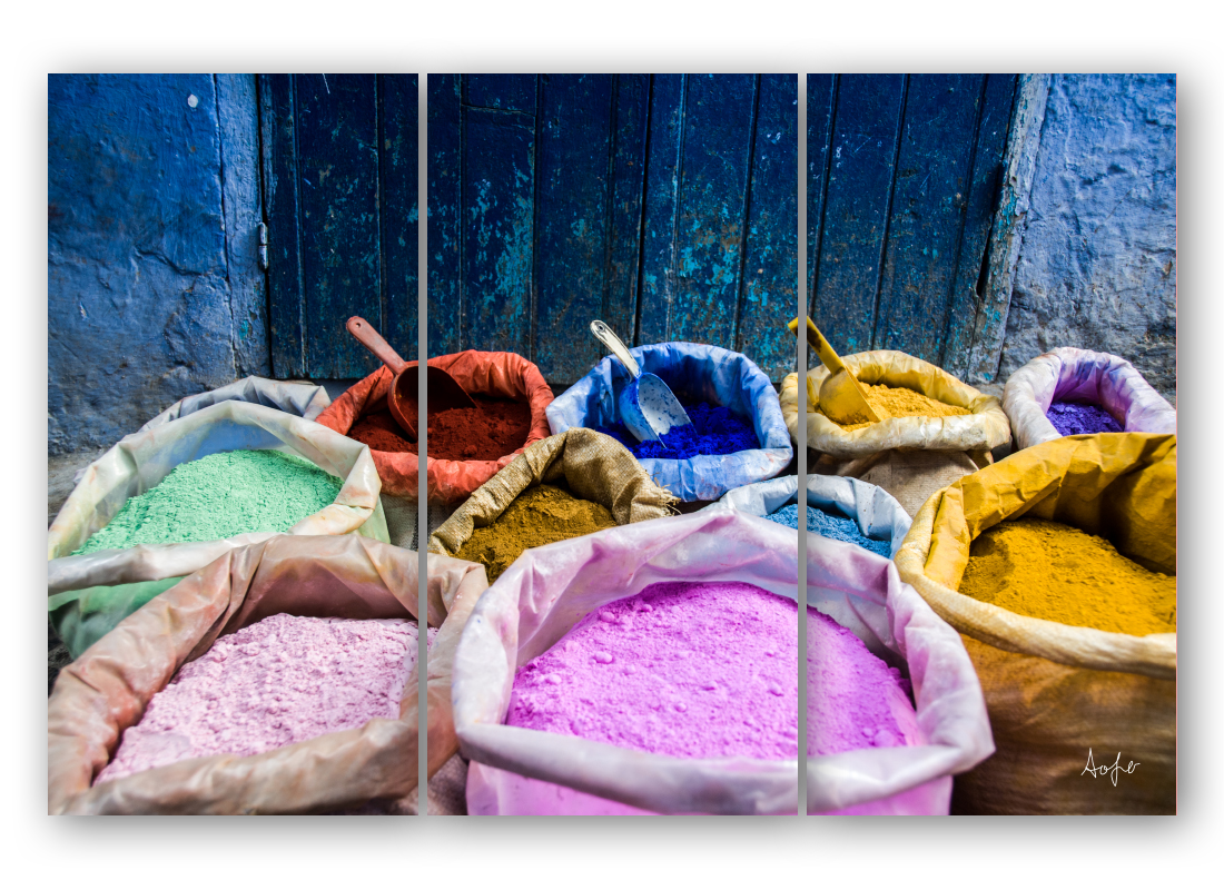 Triptych dyes osnpkc