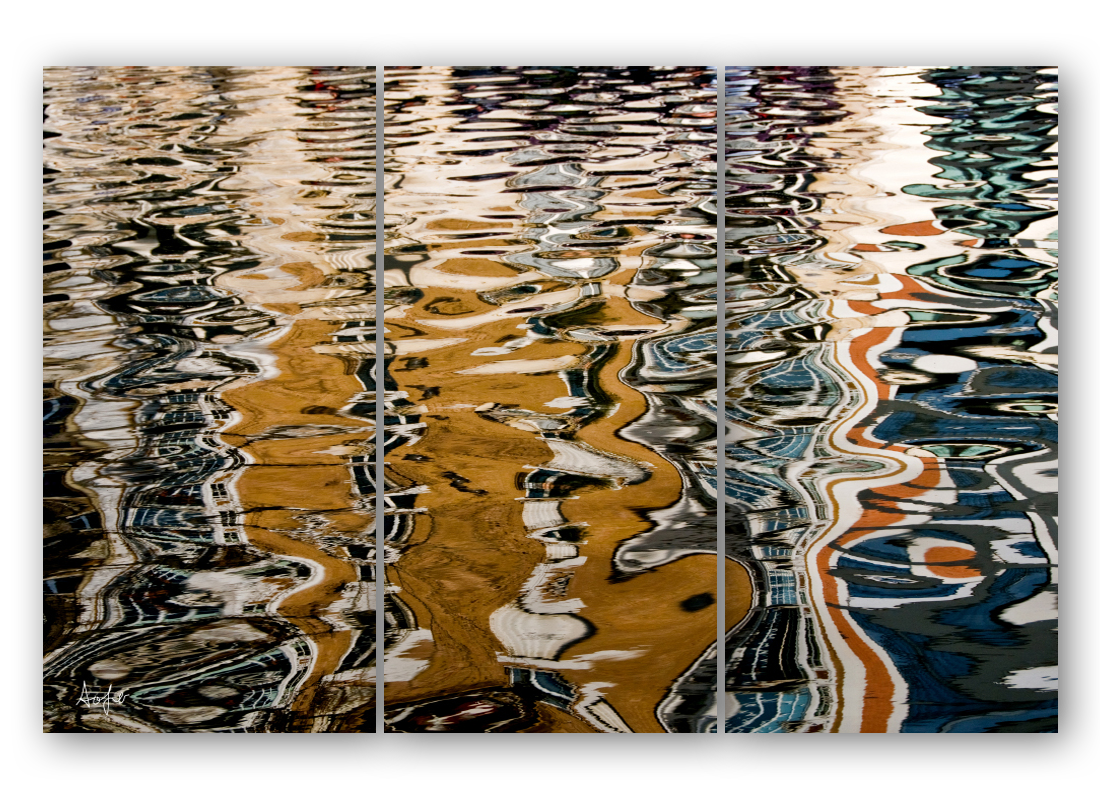 Triptych ripples paris iazkjs