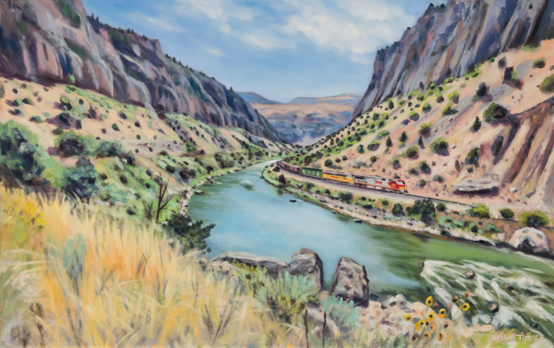 Wind river canyon zjyarh
