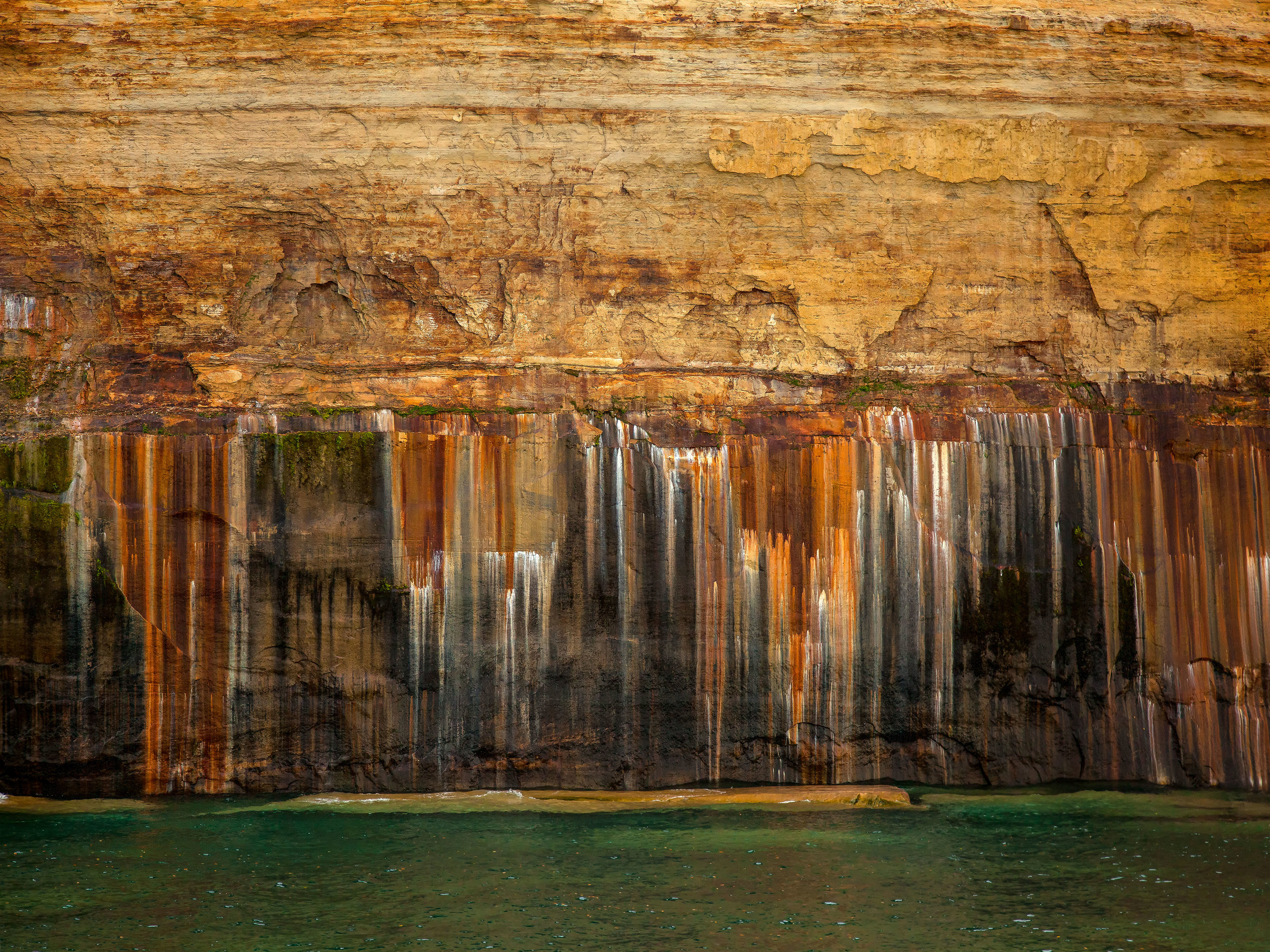 <div class='title'>           Tears of Pictured Rocks         </div>