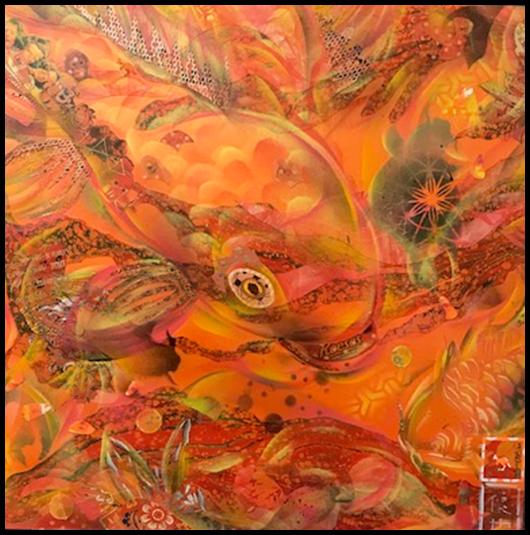 Orange gniad9