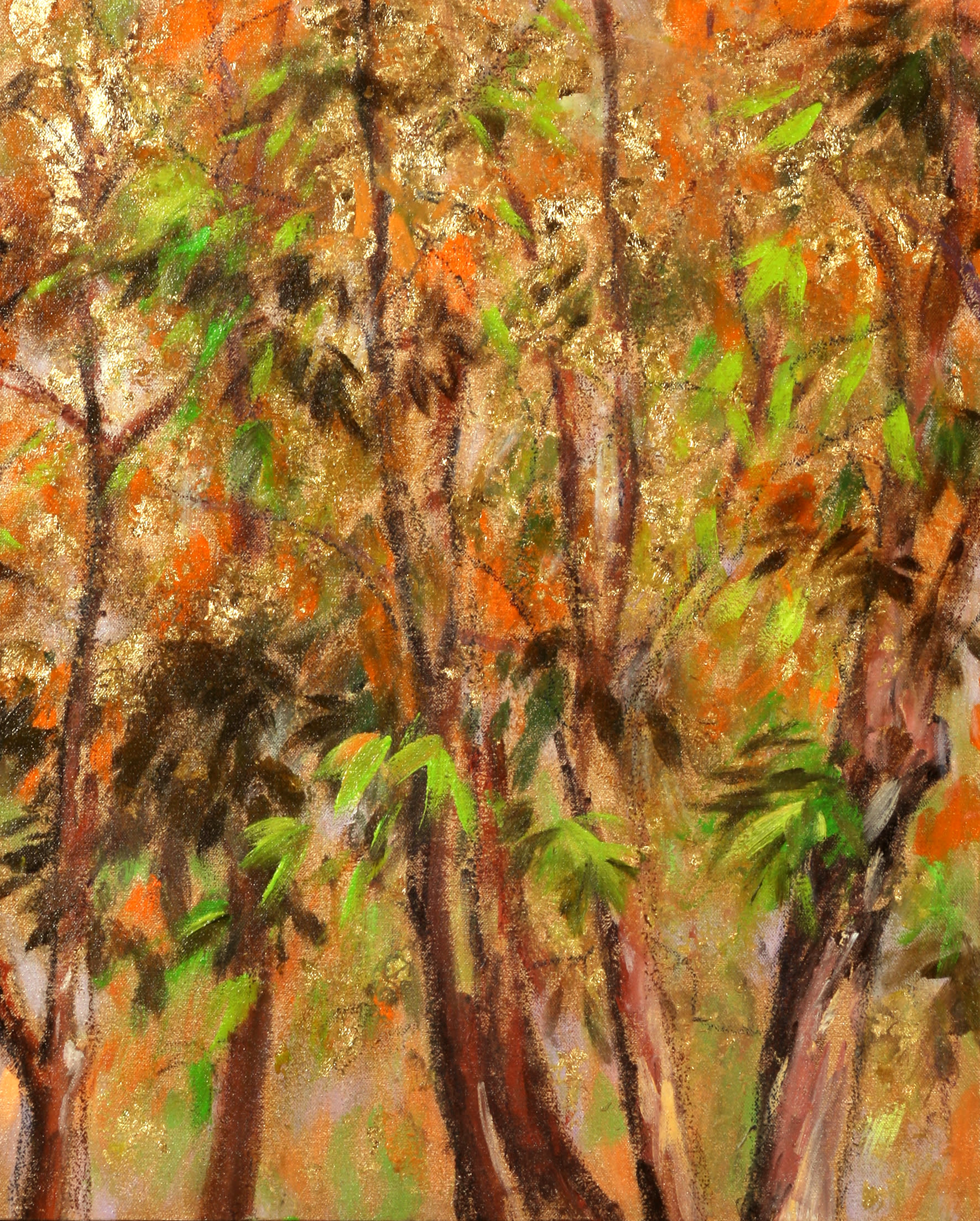 Tree of life triptych ii giro5s