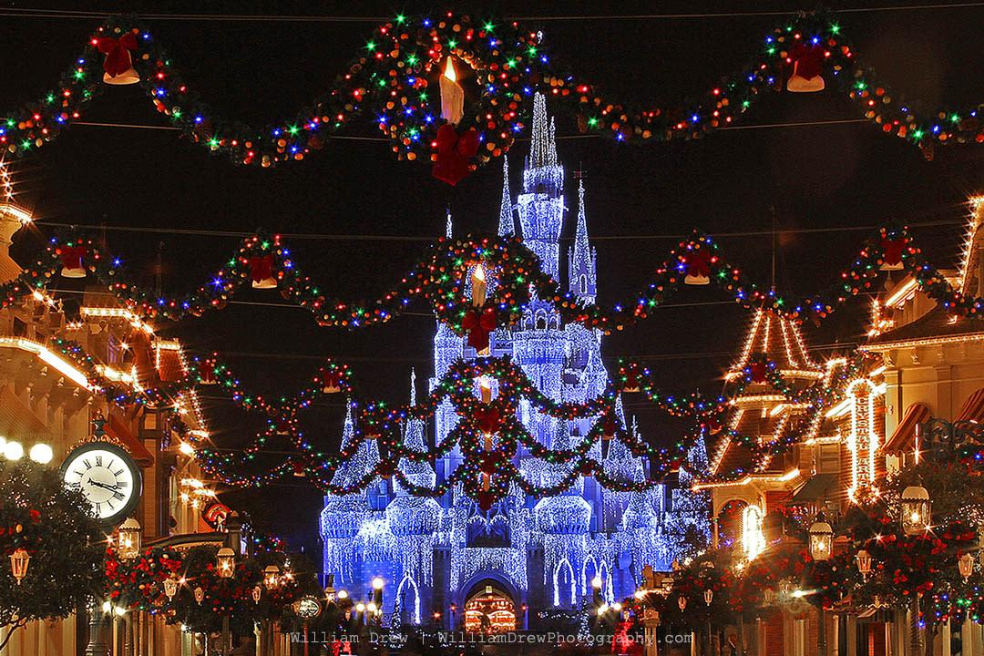 Magic kingdom at christmas sm tbjdpn