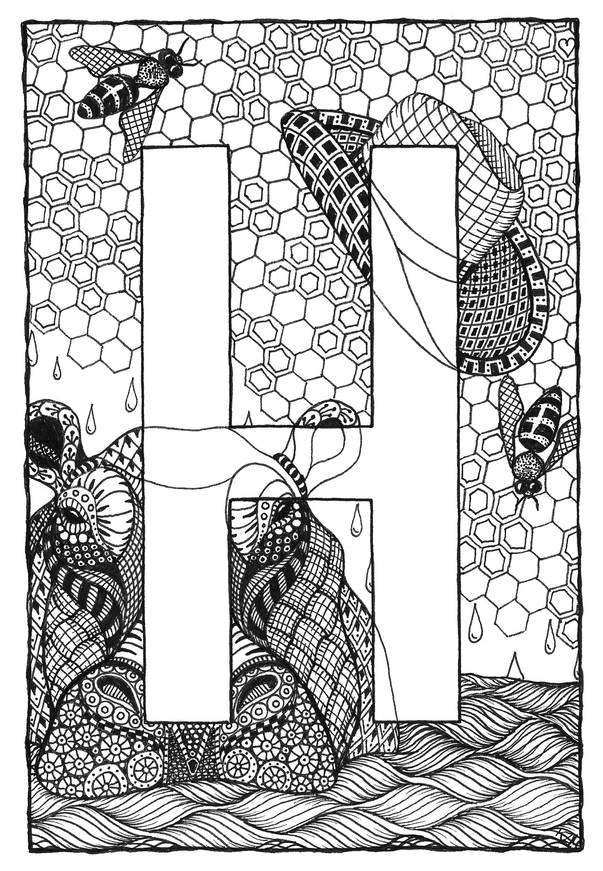 Alphabet  h ev0x62