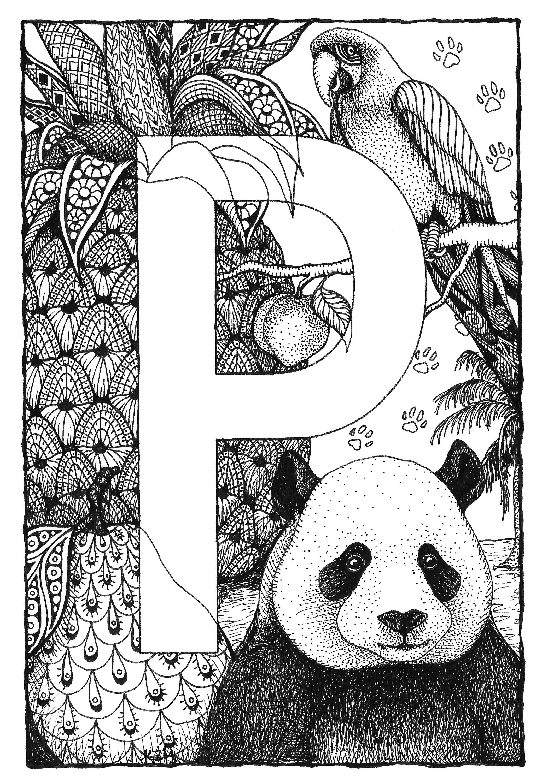 Alphabet  p jpdjbn