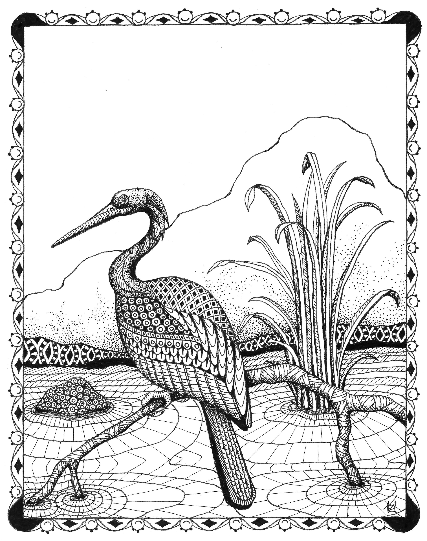 Heron  border wuzrqr