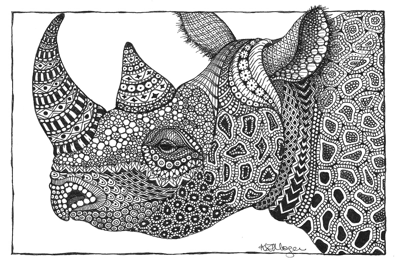 Black rhino wghbbr