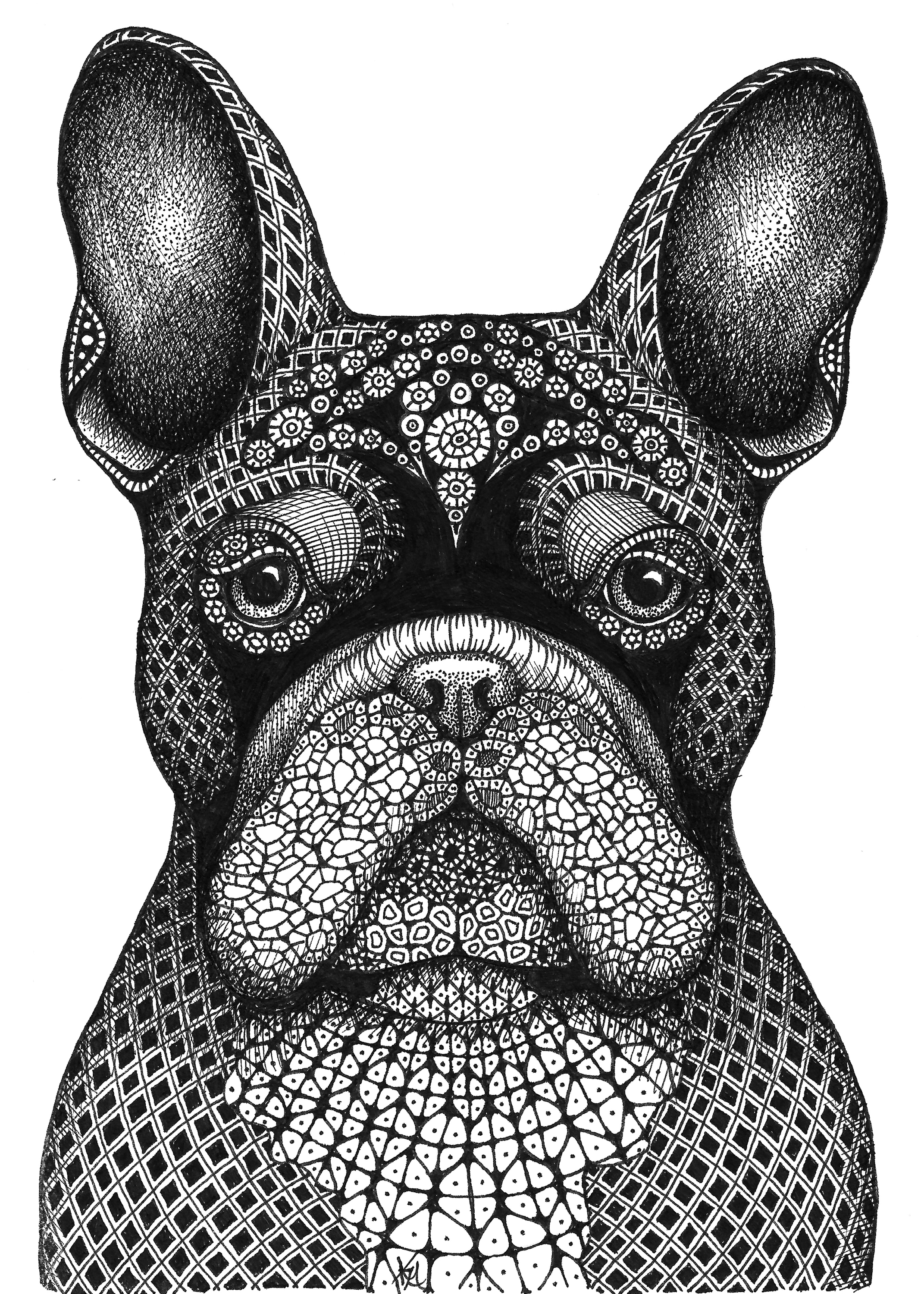 French bulldog xuj7v9