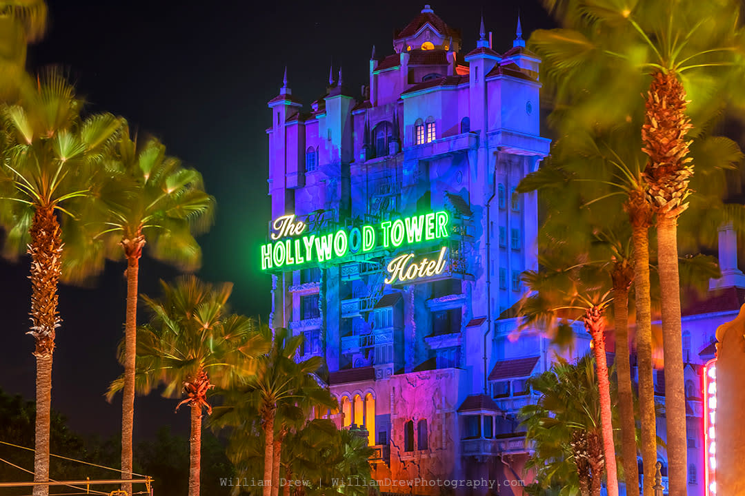 Tower of terror at hollywood studios sm oqt5gd