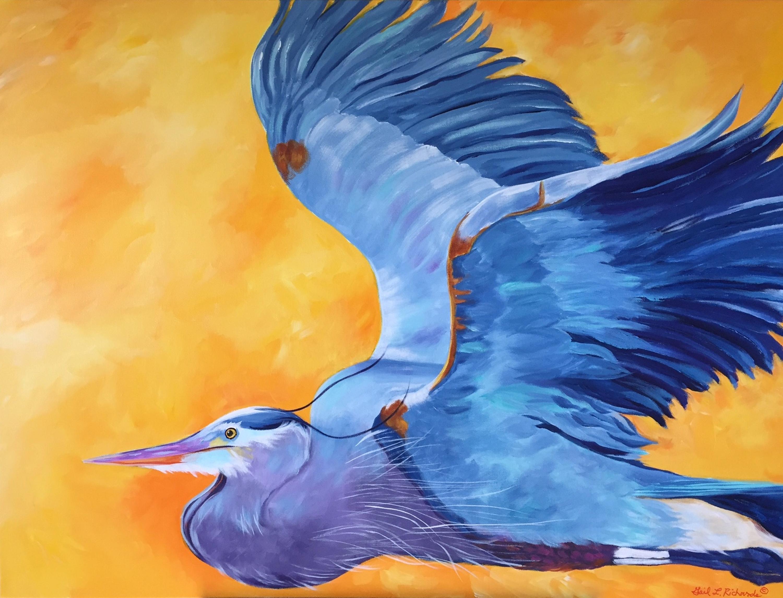 Blue heron ii szfpby