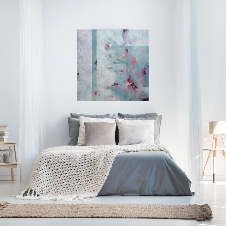 Teal bedroom pfydkh