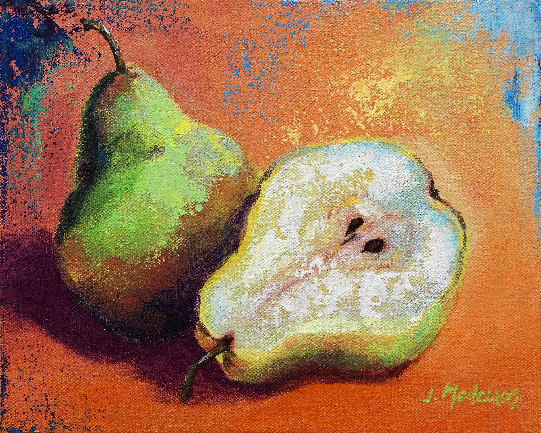 5 pears 8x10 crop b flat 82m sl ehnetx