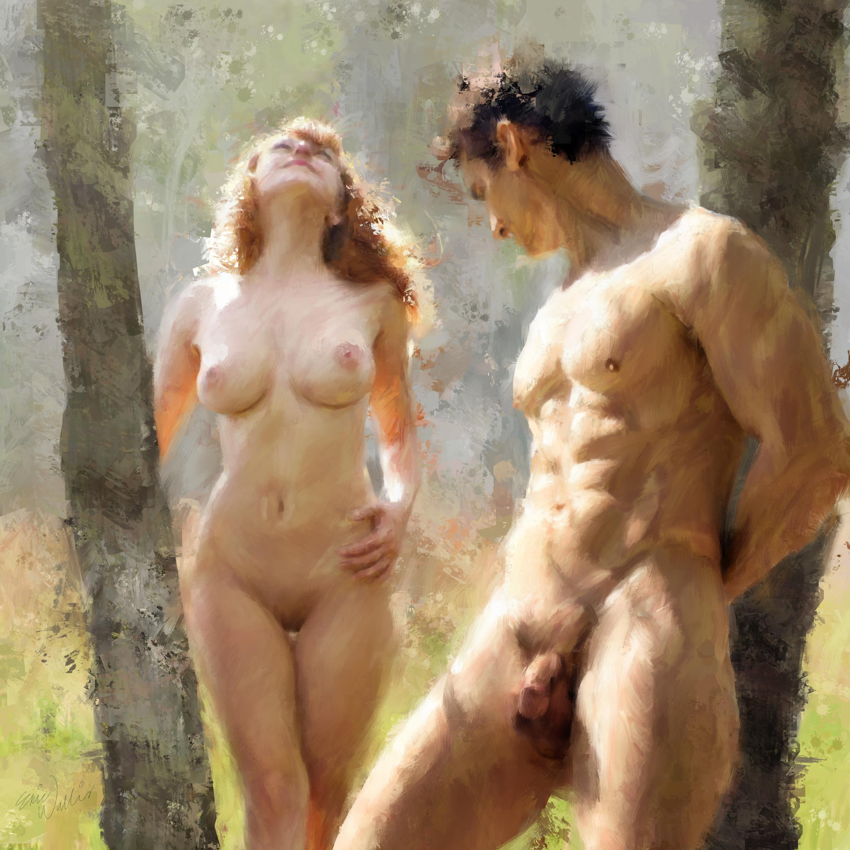 Naturist couple  digital sm irp4dj