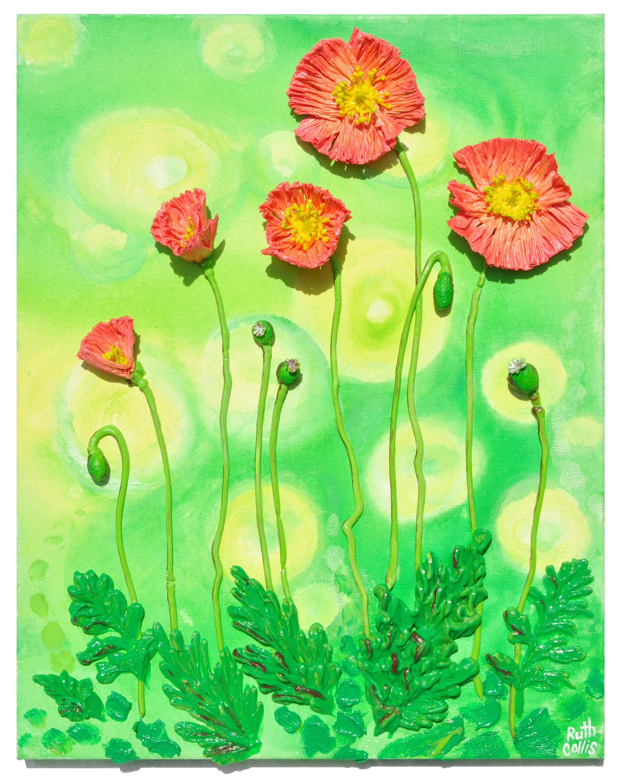 Crinkle poppies nd1v1m