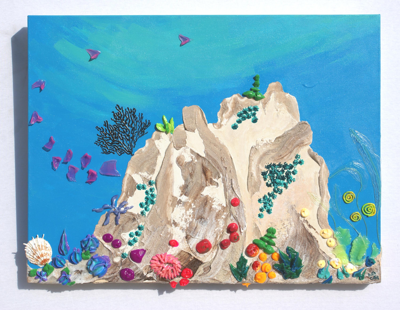 Undersea garden zosfhg