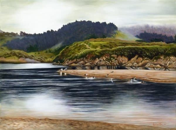 Carmel river lagoon meadow m5xojj