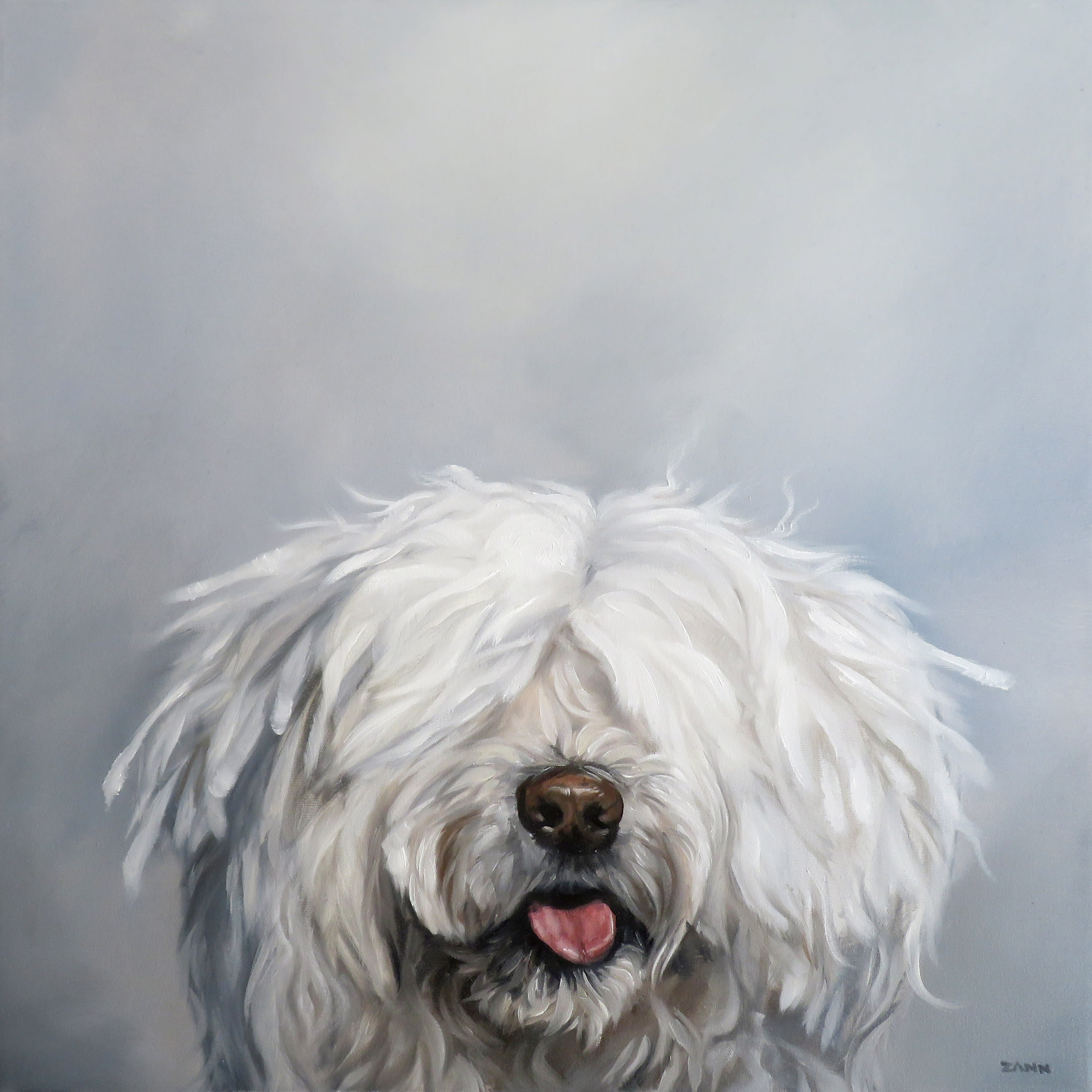 A shaggy dog story in not so many words ybiem5
