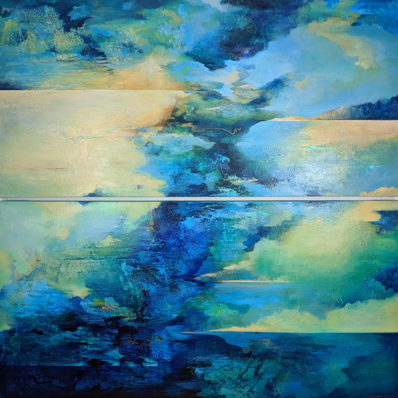 Blue large landscape sp2qcn