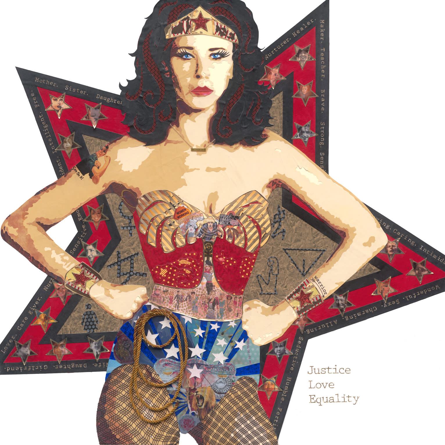 I am woman 1532 ufnkc5