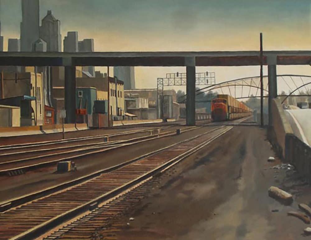 Ely along the tracks 1000 x7faca
