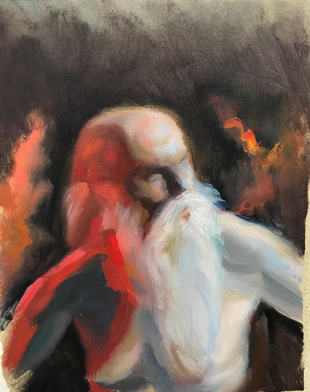 Color study   conflict of gen. 2   rafferty   painting ga2ex8