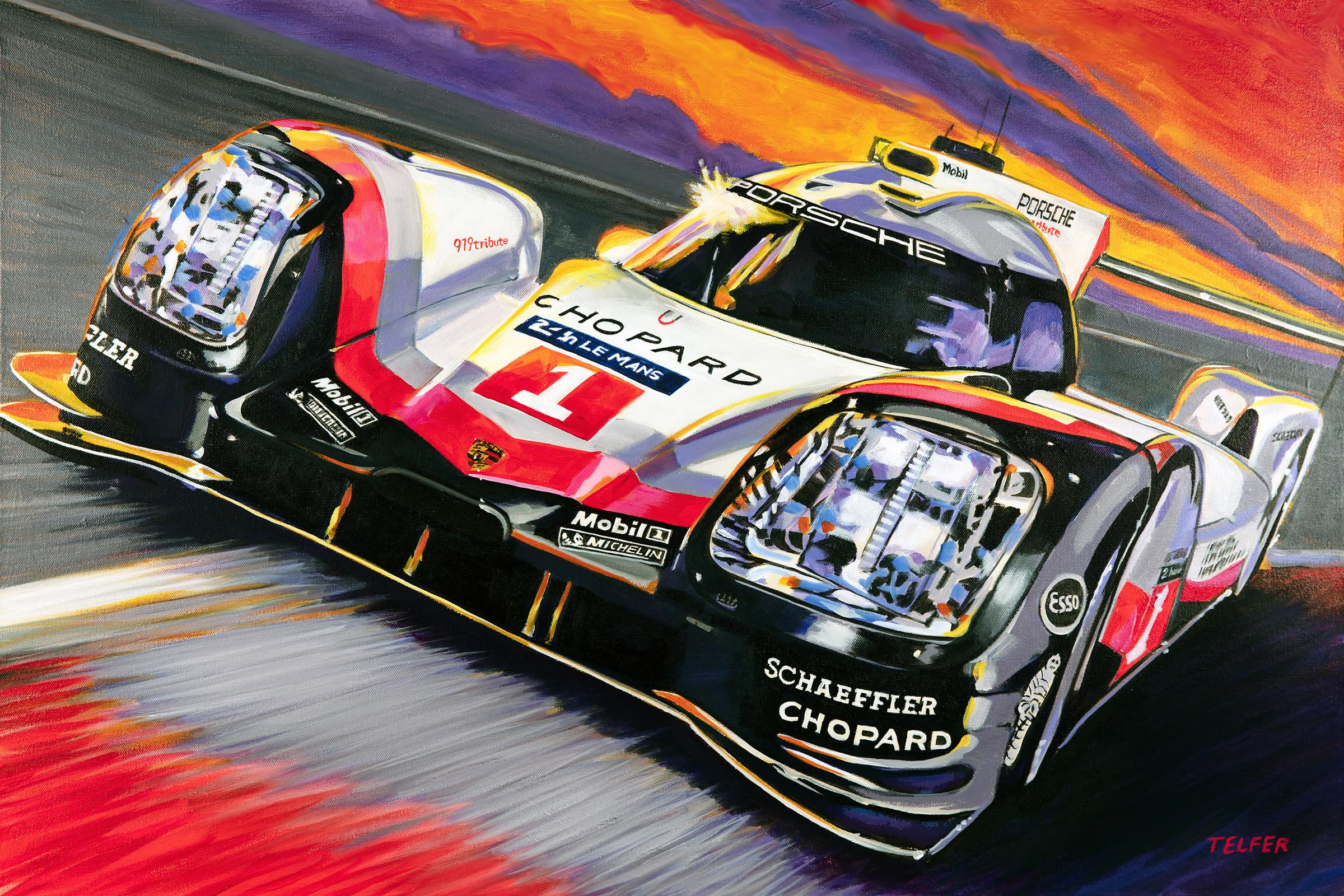 Porsche 919 le mans sm pil5qd