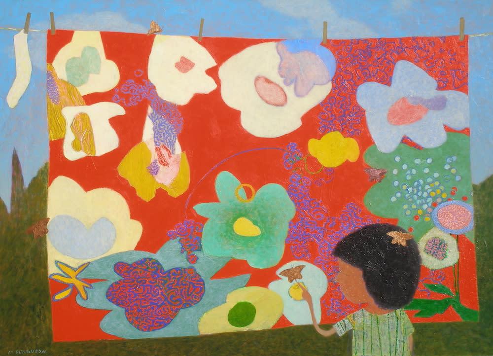 Ferguson butterfly blanket 1000 ztegwn