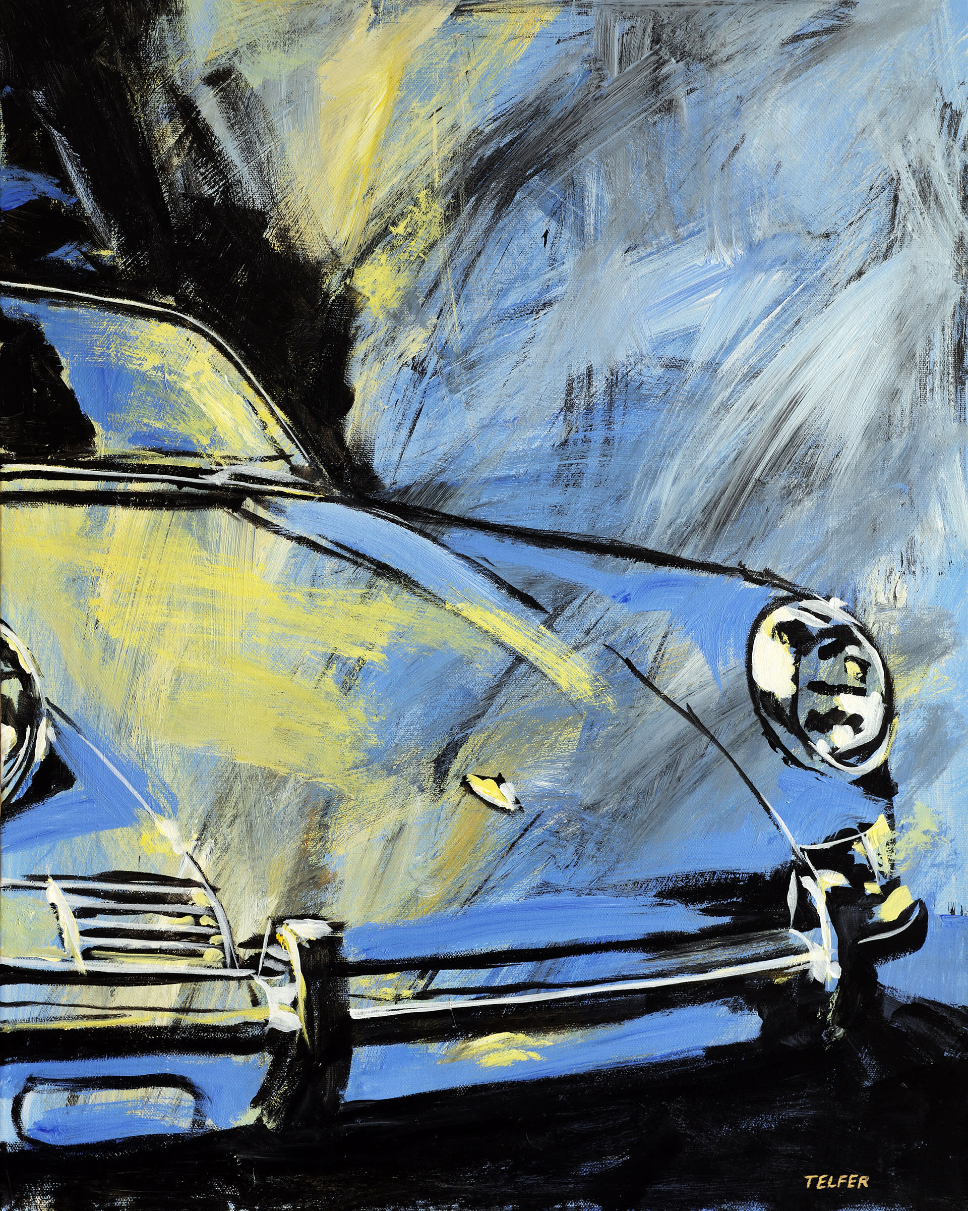 Blue yellow early 911 sm upnz68