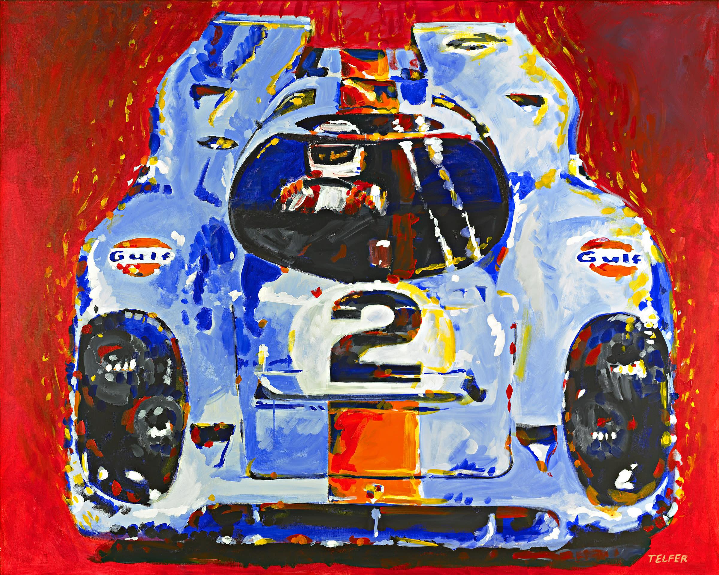 Porsche daytona chap 917 sm nn15q5