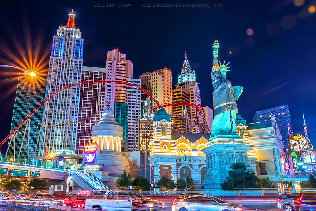 New york new york hotel and casino sm i245v0