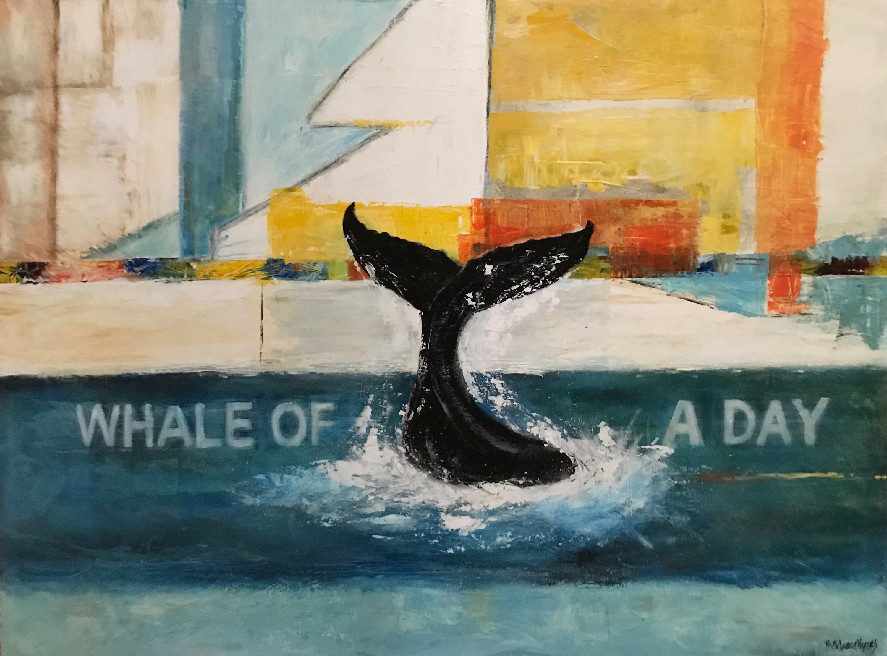 Whale of day qcbygl