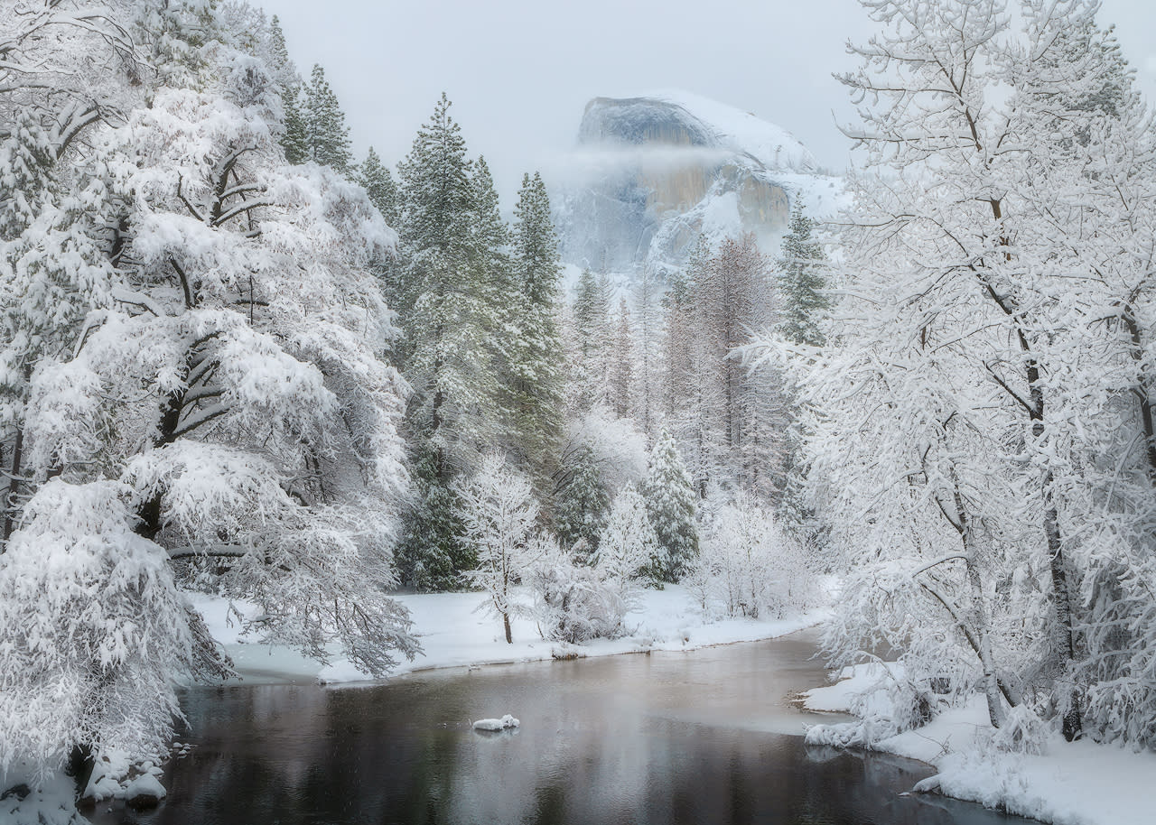 When it snows in yosemite c10nqs