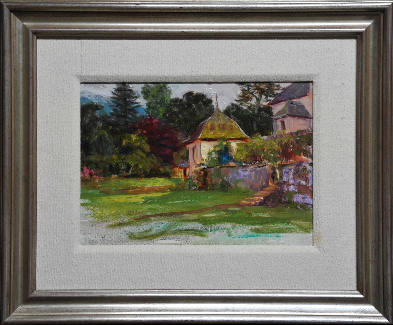 Traquair house scotland framed uzj6it