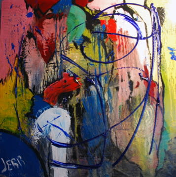 Tres pinturas qdrmpt