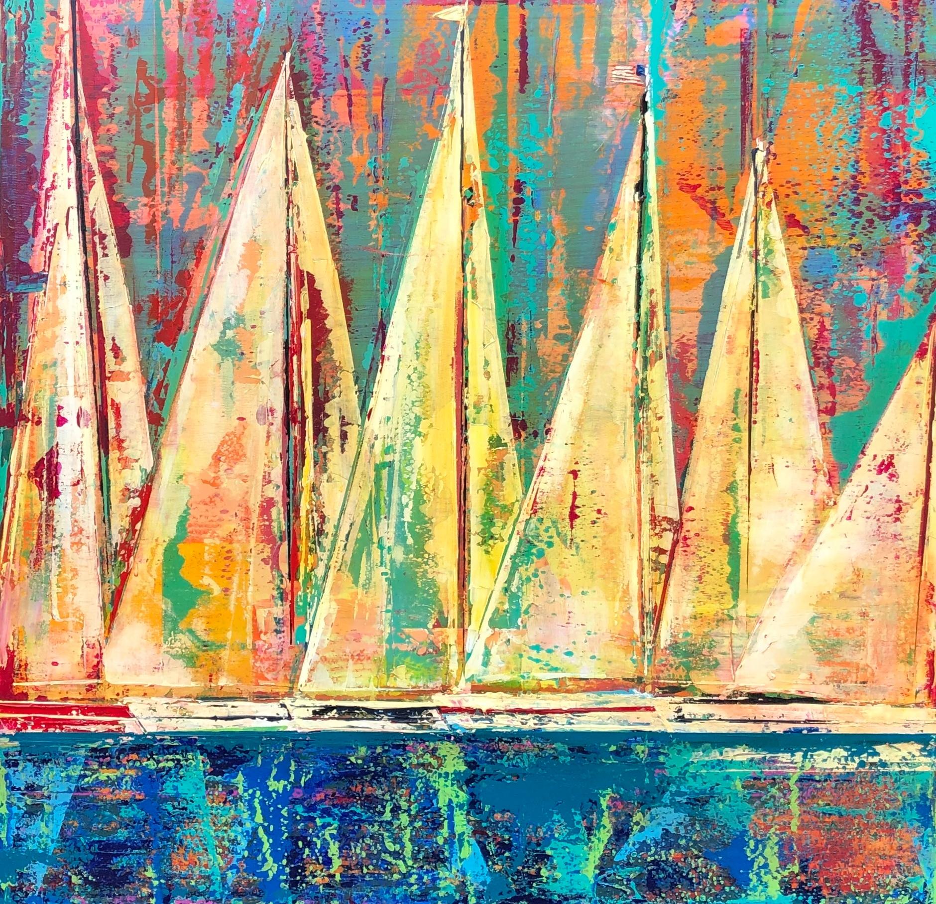 Sail boats txq6dl